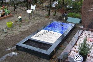 liggende grafstenen